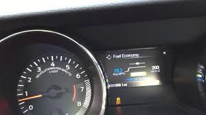 mustang gt fuel economy 2015 ecoboost mustang fuel economy mpg