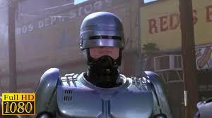 robocop electrocutes himself youtube robocop 3 1993 you call me robocop ending scene 1080p full