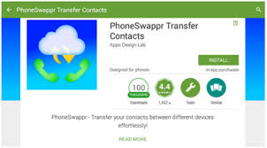 contacts android app how to transfer contacts from android to iphone