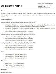 Easiest Resume Builder 36 Best Simple Resume Template Images On Pinterest Resume