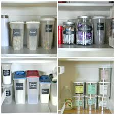 food storage containers organizer cabinet plastic container for