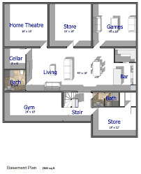 buy our 3 level steel frame home 3d floor plan next generation