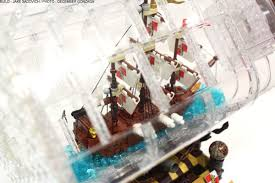 ship in a lego ideas ship in a bottle the flagship leviathan