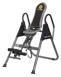 body power health and fitness inversion table body power it9910 seated deluxe inversion system review