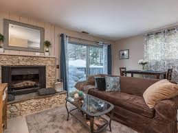 2br condo w fireplace u2013 2 minutes to heave vrbo