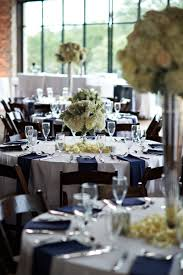 reception table decor white rose and hydrangea centerpieces