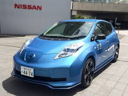 nissan leaf youtube video nissan leaf nismo acceleration test video