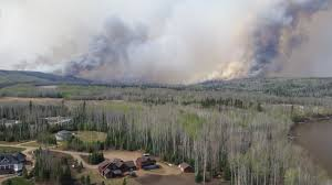 Wildfire Fighting Canada by Fort Mcmurray On Fire Five Pilots Share Their Stories Airbus