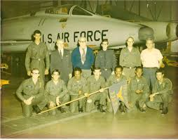 Turbine Engine Mechanic Chanute Afb Il 1971 Chanute Afb 3355th Student Squadron Jet