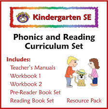 reading curriculum for kindergarten kindergarten se phonics and reading curriculum mcruffy press