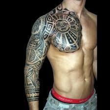 tribal sleeve tattoos tribal sleeves