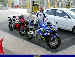 2008 honda 600 sportbike rider picture website