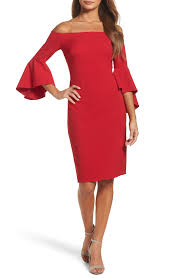 women u0027s red cocktail party dresses u0026 christmas dresses nordstrom