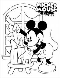 mickey mouse holiday coloring pages 15 mickey mouse coloring pages jpg ai illustrator download