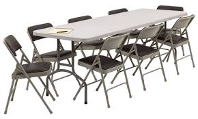 chair and tent rentals chic folding table and chairs 1 toronto folding table rentals