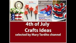 4th of july diy crafts ideas and 4th of july party ideas youtube