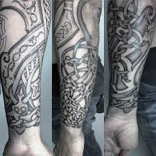 the 25 best celtic sleeve tattoos ideas on pinterest viking