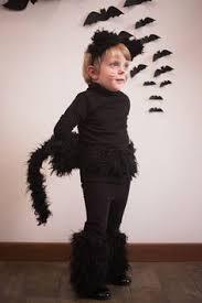 Kids Cat Halloween Costumes Diy Black Cat Kid Costume Carnival Halloween Fw15 Fall