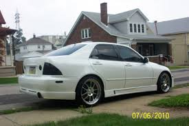 lexus pearl white paint job new paint job front bumper and wheels also some engine work