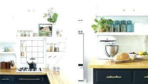 étagère cuisine à poser etagere deco cuisine incyber co