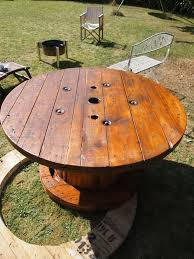 Wire Spool Table Best 25 Cable Spool Tables Ideas On Pinterest Wire Spool Tables