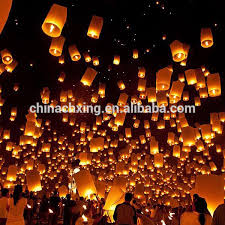 candle balloon hot air balloon biodegradable paper lanterns with candles
