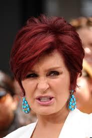 printable hairstyles for women sharon osbourne haircut back get free printable hairstyle