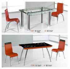 Glass Dining Room by Expandable Glass Dining Table Expandable Glass Dining Table