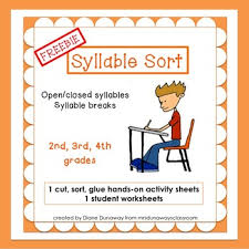 this freebie includes a cut and glue sorting activity for vcv open