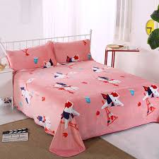breathable sheets 2017 hot cactus pattern breathable soft bed sheets bed linen