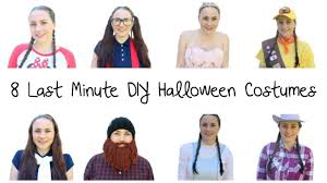 dorothy wizard of oz costume ideas easy diy last minute halloween costume ideas allie young youtube