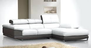 canape d angle bicolore canape canape d angle bicolore panoramique noir et blanc luxe