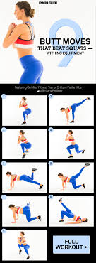 best workouts 9 and exercises for firmer glutes