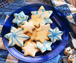chanukah cookies chanukah sugar cookie recipe jewishboston