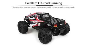 zd racing 10427 1 10 big foot rc truck rtr brushed version