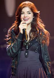 lucy hale cinderella story song pretty