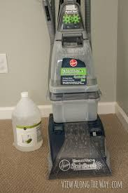 all natural carpet cleaning solution recipe
