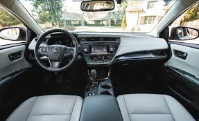 Avalon Interior 2016 Toyota Avalon Hybrid Cars Exclusive Videos And Photos Updates