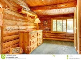 Log Cabin Kitchen Images by Kitchen Interior In Log Cabin House Stock Photo Image 41777614