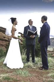 weddings in colorado colorado wedding ceremonies chris mohr officiants
