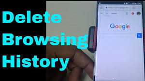 delete search history android delete search history android iphone chrome
