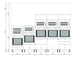 meuble cuisine colonne pour four encastrable meuble cuisine colonne four micro onde meuble haut pour four