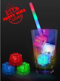 light up cubes light up party reusable rainbow cubes 1 cube