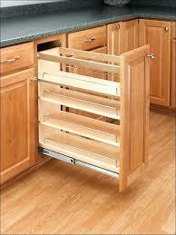 Kitchen Cabinet Slide Out Shelves Slide Out Organizers Kitchen Cabinets Sliding Drawers For Kitchen