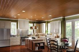 2016 contemporary wood kitchen interior with modern ceiling