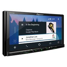 pioneer sph da230dab mech less double din stereo system apple car p