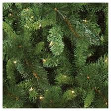 7ft prelit artificial tree douglas fir clear lights