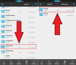 hide files android here s how to hide a folder and prevent the gallery app from