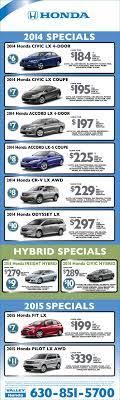 honda car deals 68 best valley honda specials images on honda specials