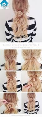 Frisuren Lange Haare Hochstecken Einfach by Die Besten 25 Einfache Hochsteckfrisuren Ideen Auf